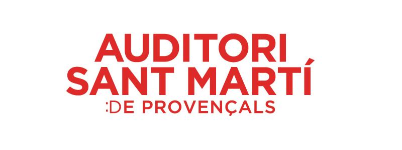 logo del bar Auditori Sant Martí