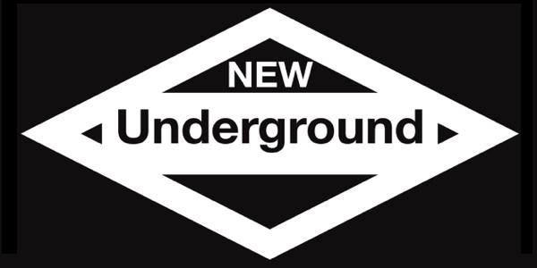 logo del bar New Underground